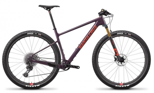 Santa Cruz Highball 3.0 Carbon CC XX1 Modell 2019 purple