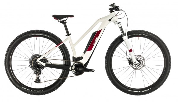 Cube Access Hybrid Pro 500 29 Zoll Trapez Modell 2020 white n berry