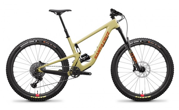 Santa Cruz Hightower 2 Carbon C Modell 2020 sand