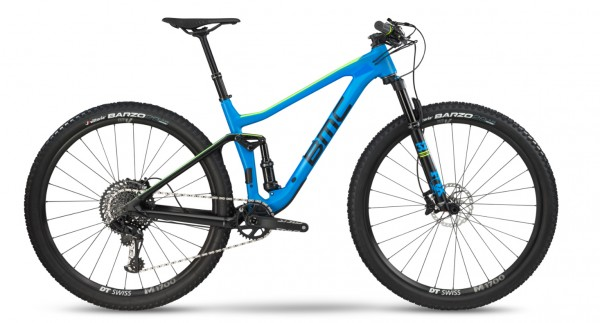 BMC Agonist 02 ONE Modell 2019 Mexico Blue 1