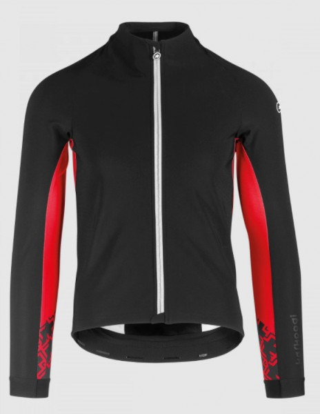 Assos Mille GT Jacket Winter red
