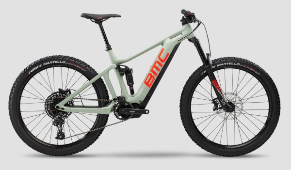 BMC Trailfox AMP TWO Modell 2020 grün