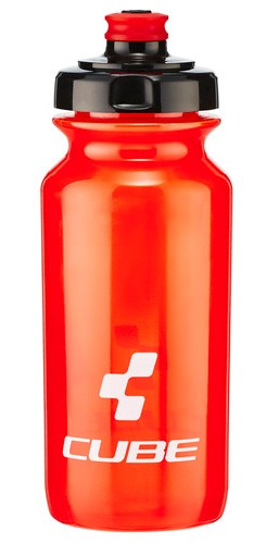 CUBE Icon Trinkflasche 500ml rot