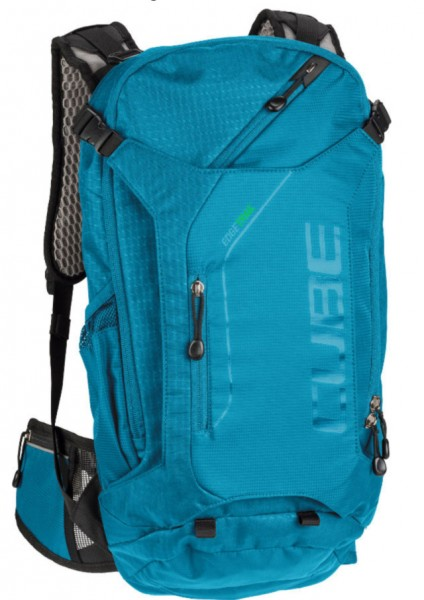 CUBE Rucksack EDGE TRAIL 16 Liter blue