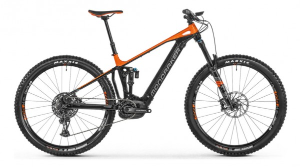 "Mondraker Crafty R 29"" Bosch CX 625 Wh Modell 2021 schwarz-orange"
