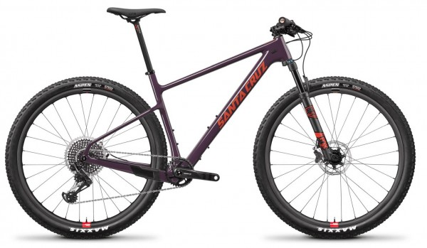 Santa Cruz Highball 3.0 Carbon CC X01 Modell 2019 purple