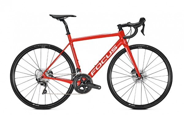 Focus Izalco Race Disc 9.8 Modell 2020 rot