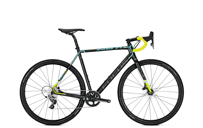 Focus Mares SRAM Rival Carbon Modell 2018