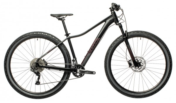 "Cube Access WS Race 29"" Modell 2021 black n hazypurple"