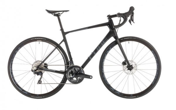 Cube Attain GTC SL Disk Modell 2019 carbon grey 1