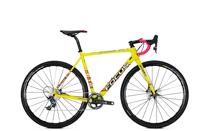 Focus Mares SRAM Force Modell 2018