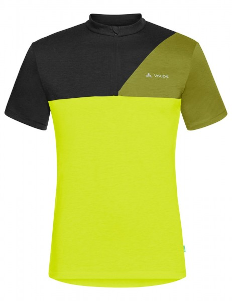 Vaude Tremalzo IV Shirt bright green/black