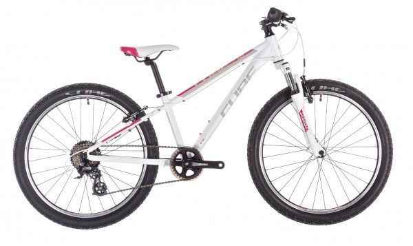 Cube Access 240 Modell 2020 white n red n coral 1