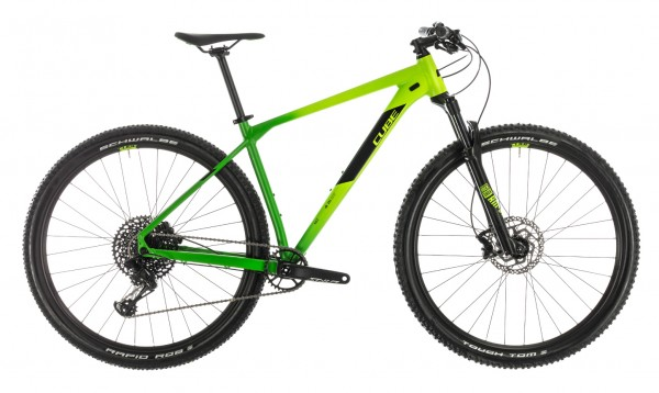 "Cube Reaction Race 29"" Modell 2020 green n black"