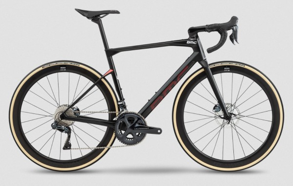 BMC Roadmachine 01 Four Ultegra Di2 Modell 2020 schwarz