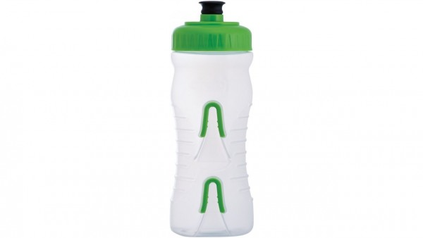 Fabric Trinkflasche 600ml green-clear