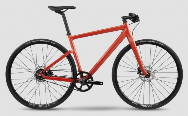 BMC Alpenchallenge AC01 Two Modell 2020 rot