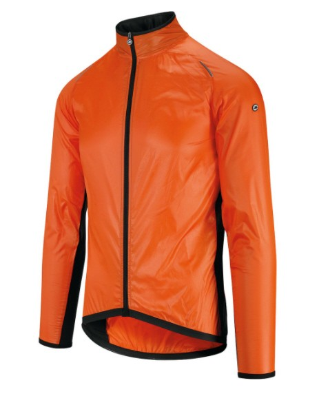ASSOS MILLE GT Wind Jacket lolly red