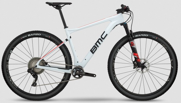 BMC Teamelite 01 TWO Modell 2019 White