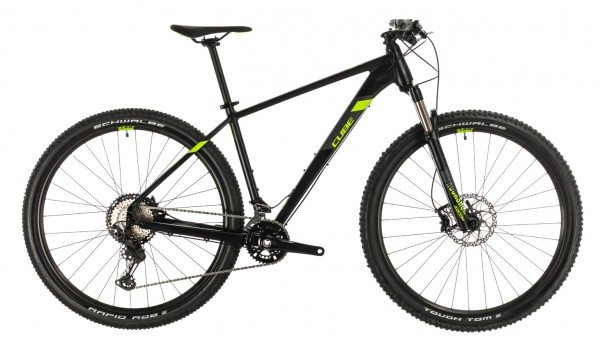 "Cube Race One 27,5"" Modell 2020 black n green"