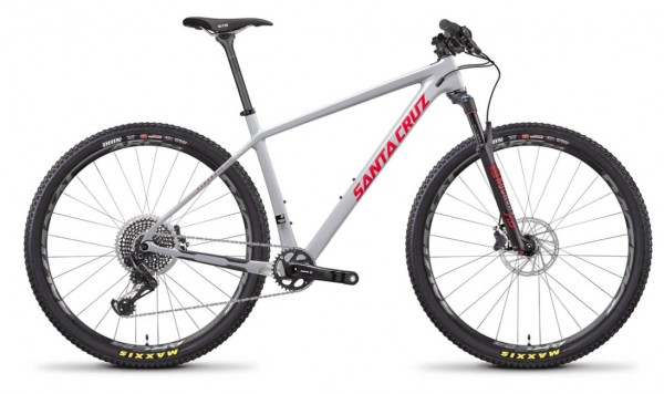 Santa Cruz Highball 2.0 Carbon CC X01 Modell 2018 grau