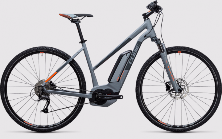CUBE CROSS HYBRID ONE 500 Trapez Modell 2017