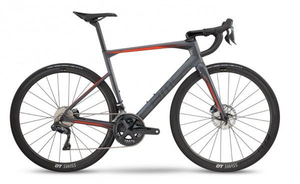 BMC Roadmachine 01 THREE Ultegra Di2 Modell 2019 shadow grey 1