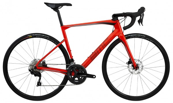 BMC Roadmachine 02 Three Modell 2019 rot 1