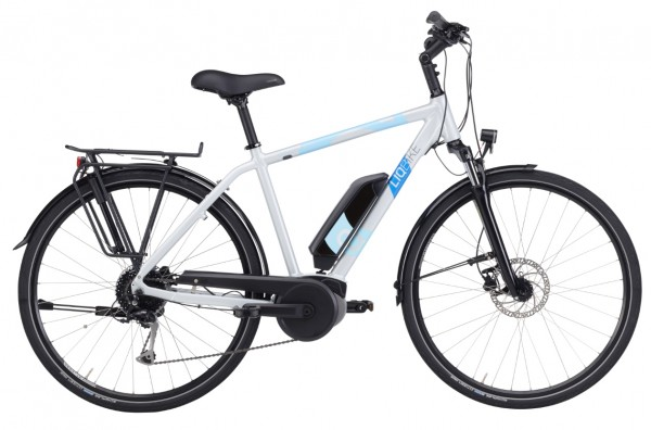 LIQBIKE Activ 9-Gang Bosch Active Line PLUS 400 Wh Modell 1
