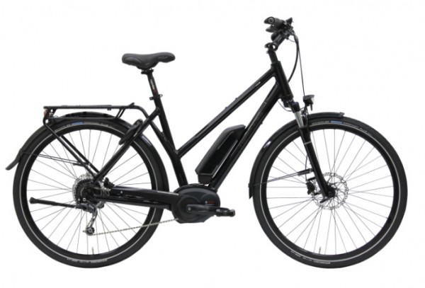 Hercules E-Imperial 180 S9 500Wh Trapez Modell 2019 schwarz