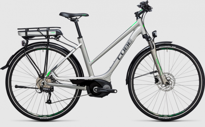 TOURING HYBRID ONE 400 Trapez Modell 2017 in 54