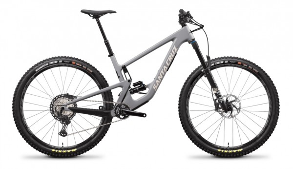 Santa Cruz Hightower 2 Carbon C XT Modell 2021 grau