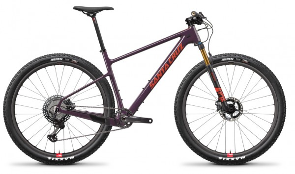 Santa Cruz Highball 3.0 Carbon CC XTR Modell 2019 purple