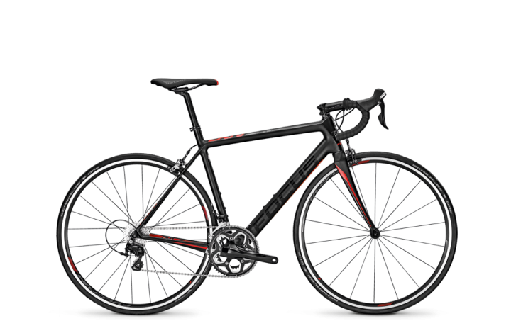Focus Cayo 105 Mix carbon/red Modell 2017