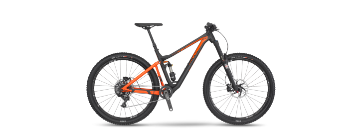 BMC Trailfox TF02 X01 Modell 2017 nur in S