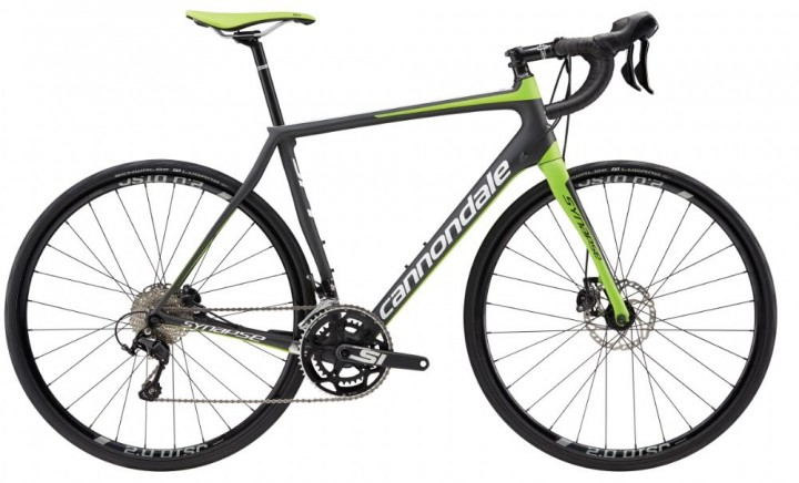 Cannondale Synapse Carbon Disc 105 Modell 2017