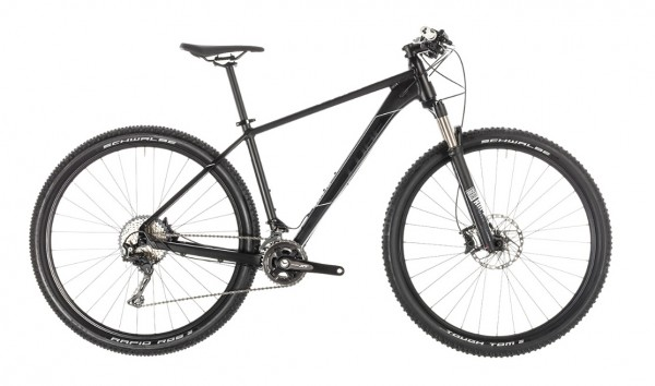 "Cube Race One 27,5"" Modell 2019 black n white 1"