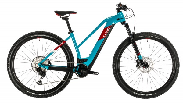 Cube Reaction Hybrid EXC 625 29 Zoll Trapez Modell 2020 petrol n red