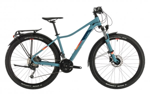 "Cube Access WS Pro Allroad 29"" Modell 2020 grey n apricot"