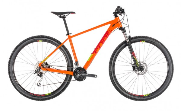 "Cube Analog 27,5"" Modell 2019 orange n red 1"