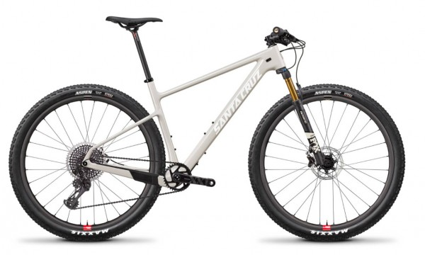 Santa Cruz Highball 3.0 Carbon CC XX1 Modell 2019 grau