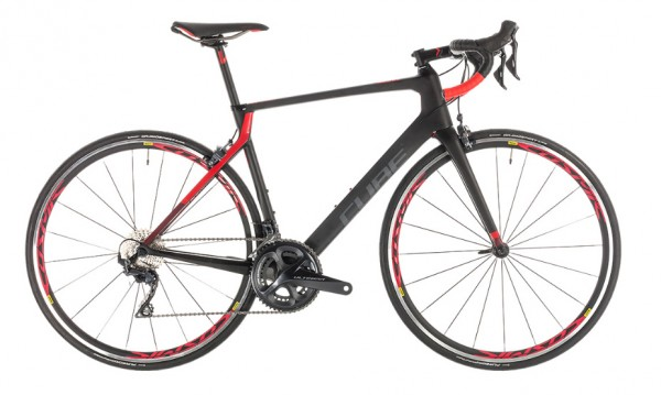 Cube Agree C:62 Pro Modell 2019 carbon n red 1