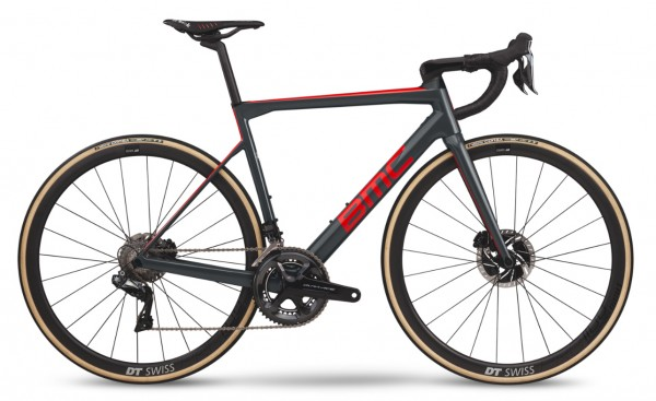 BMC Teammachine SLR01 Disc One Dura Ace Di2 2019 Race Grey 1