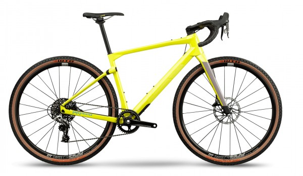 BMC UnReStricted URS 01 Three Modell 2021 gelb