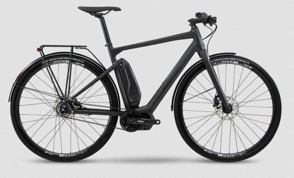 BMC Alpenchallenge AMP CITY Two Modell 2020 schwarz