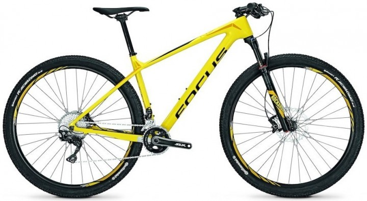 Focus Raven Elite yellow 29 Zoll Modell 2017