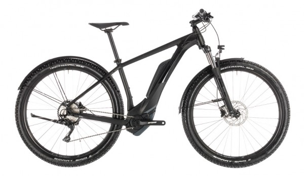 Cube Reaction Hybrid PRO 500 Allroad 29 Zoll Modell 2019 black edition 1