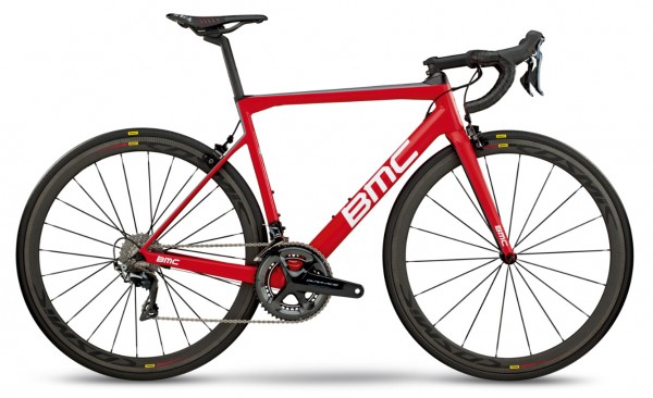 BMC Teammachine SLR01 Team Dura Ace Modell 2018 red 1