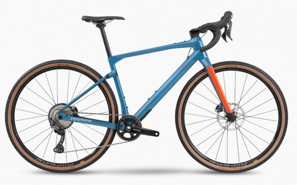 BMC UnReStricted URS three Modell 2020 blau