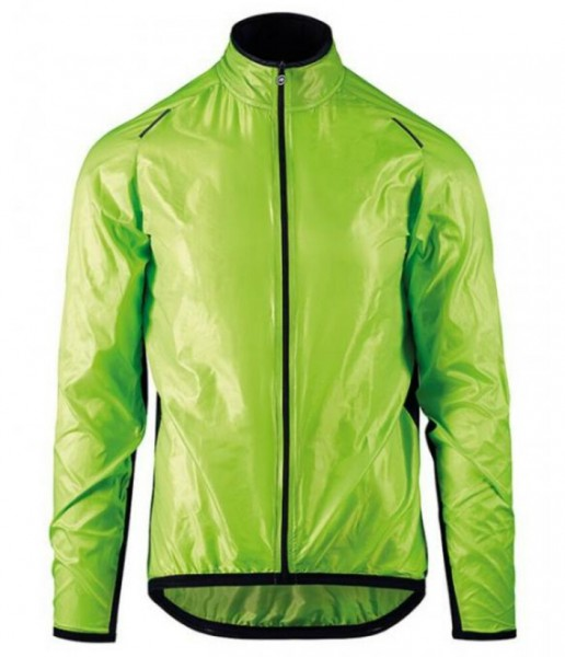 Assos Mille GT Wind Jacket visibility green